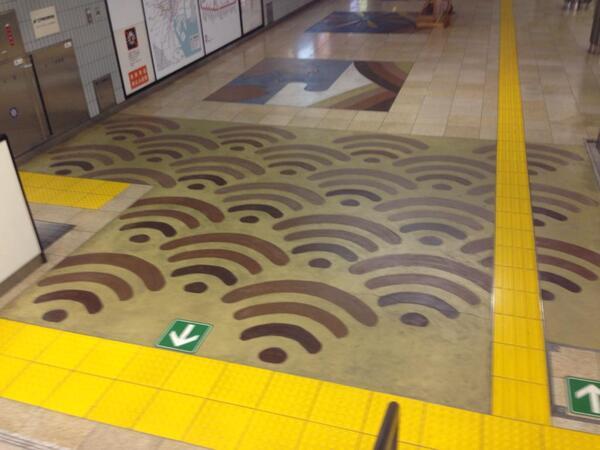 Wi-Fiがめっちゃつながりそう。 http://t.co/LPku5AeuVV