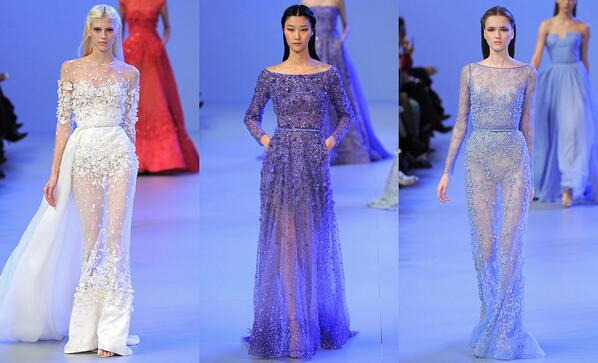 Elie Saab — haute couture весна-лето 2014 http://t.co/mWcZRqNitI http://t.co/0zkIEhFvH8