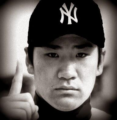 This just happened Yankee fans. Thank you #Tanaka @t_masahiro18 http://t.co/gU4JSuu6RK