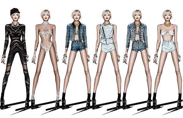 .@MileyCyrus vestirá de @Roberto_Cavalli en su próxima gira http://t.co/sL2v2jAVB6 #celebritystyle http://t.co/JfVfq8ASh5