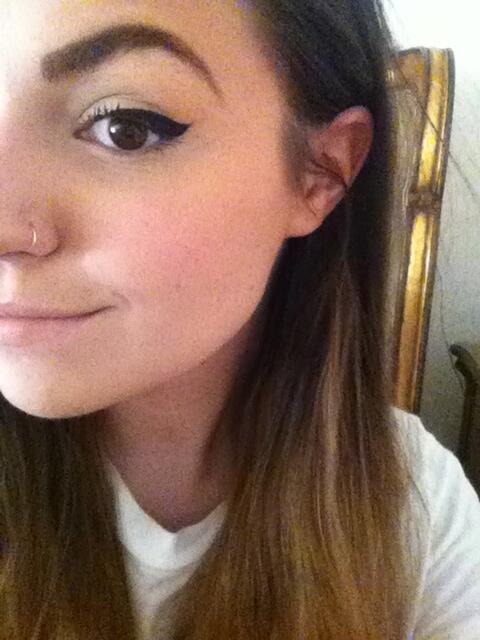 Marzia no makeup