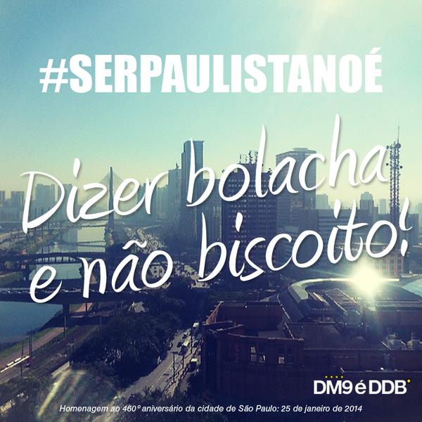 Os paulistanos vão entender! http://t.co/B9DKlZA8MX