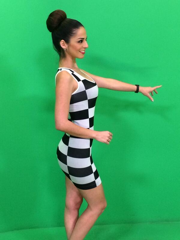gracias a @TTBluesJeans por mi vestido de hoy http://t.co/N2uwORJDXO