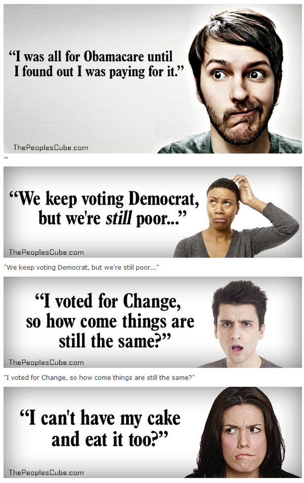 Hilarious Portraits Of LOW INFORMATION VOTERS  http://t.co/WkgeTt8XTh http://t.co/VfBbmGqGNc