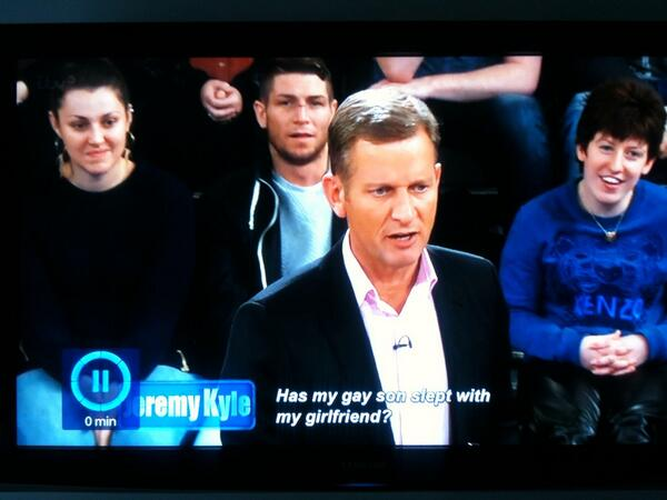 @Brian_Lion_Rose Has the bloke behind you got his dick out?