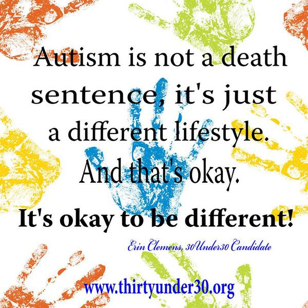 One of my personal quotes!  #Autism #Aspergers http://t.co/3YJAx2id3J