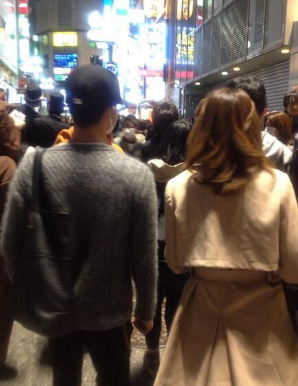 テラスハウスのてっちゃんとまいまいが渋谷(センター街)でデートしてるw   https://t.co/WvsUns6uzf