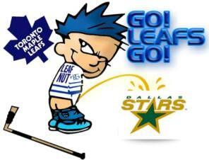#LeafsTwitterNation awaits @MapleLeafs at @DallasStars game starting at 8:00pm!  http://t.co/lLv1goAHUq #LetsMakeit7 http://t.co/9MIuA4HQOE