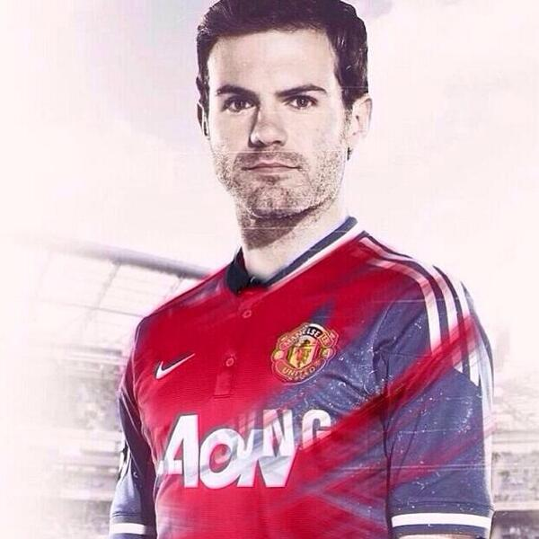 Few hours left and the transfer will be complete... Mata http://t.co/mGq1zhoHqC