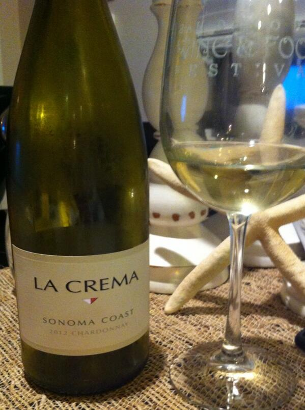 Cheers to you @LaCremaWines! http://t.co/VztMg3LoDm