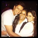 Love d pic babe.. ur adorable @khanarpita: @Riteishd @geneliad they are the life of every party, too too sweet . http://t.co/qw7R58NIdp