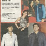 RT @InExpressions: #Barkhaa in Mid Day today @taahashah @tusharnaik07 http://t.co/EVfGRNQhnu