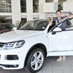 RT @BigSports1: @VolkswagenSA Ambassador @GraemeSmith49 recently collected his #Touareg #RLine. We wish Graeme all the best for 2014! http:…