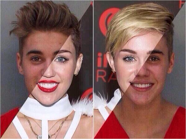 Ojo @navedelmisterio las piezas encajan. Porqué Justin Bieber y Miley Cyrus nunca coinciden juntos actuando.. http://t.co/pu9ZvX7iX4