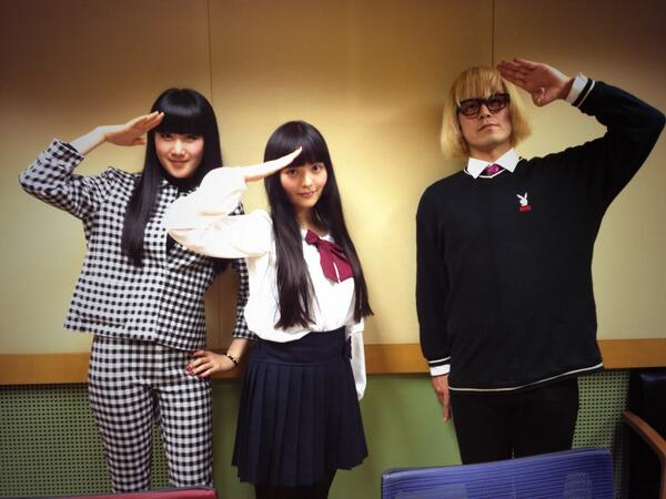 【歌謡ロック】上坂すみれ新曲「パララックス・ビュー」は大槻ケンヂ&NARASAKI、カップリングはアーバンギャルドが担当! http://t.co/2yLKNu8rXJ http://t.co/rbk96Xn1EI .