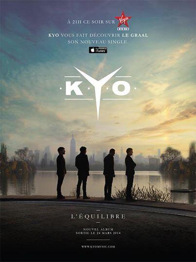 Le grand retour de #Kyo ! http://t.co/gSBfwTVRu9 http://t.co/RzBhqBMuus