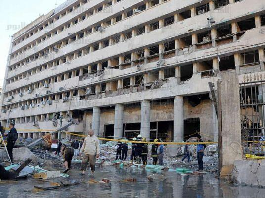 Ansar Bayt al-Maqdis claims responsibility for Cairo Security Directorate explosion  http://t.co/iZQD4shkEw http://t.co/qpKOPnlT9b