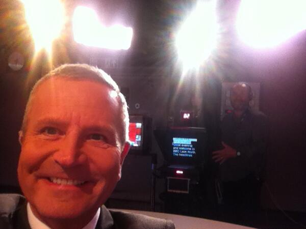 My first selfie! awful I know-talking about them in 20 mins. http://t.co/XM3l8Gd0kU