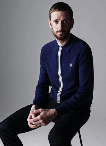 Exclusive: @fredperry Spring / Summer 2014 Bradley Wiggins Collection http://t.co/vPURFSVXiJ http://t.co/rwdqG7STkp