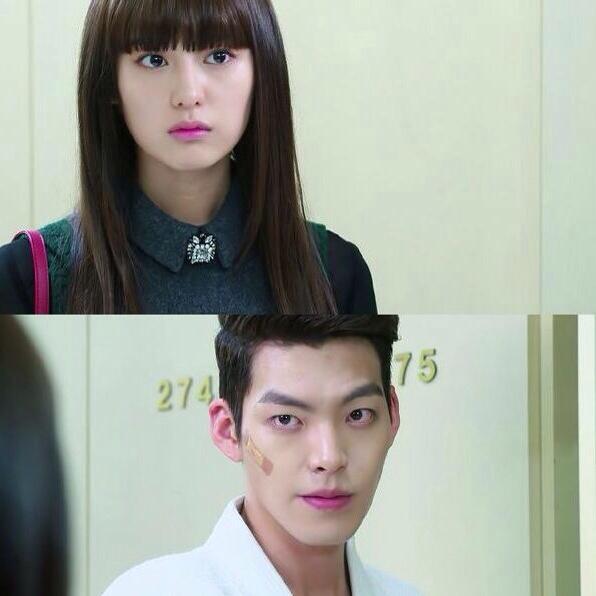 #TheHeirs Choi Young Do & Rachel Yoo ❤️👍  SAM http://t.co/JOQV7ZtCqH
