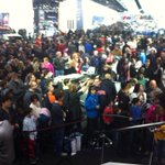 Thank You fans for your Love & Support!! NAIAS, http://t.co/gGPqAXsu5P