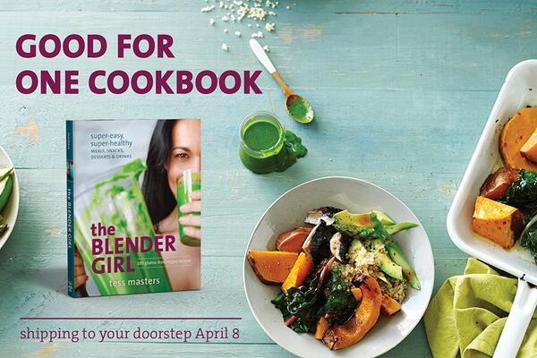 I just ordered a copy of @theblendergirl's book http://t.co/KARCd48Hcj via @amazon #HealthyEating #Glutenfree #Vegan http://t.co/C70E0Fj1iz