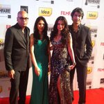 RT @IamRadhikananda: It was a great night at the @filmfare awards.@Suparn @mrinalinisharm @IamRadhikananda http://t.co/BJpEp163Sy