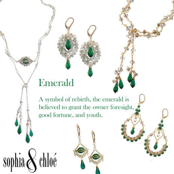 @SophiaAndChloe #emerald jewelry inspired by @DowntonAbbey http://t.co/JlkLUhviEi