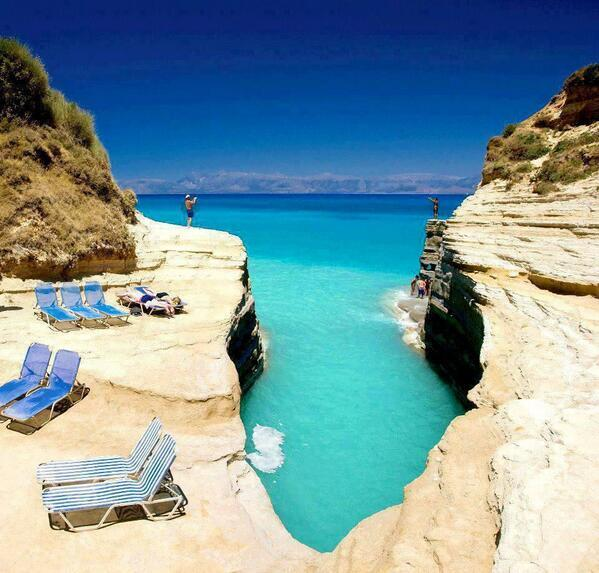 Corfu Island, Greece http://t.co/7PUeLgLhnZ