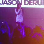 RT @TheSource: Singer @JordinSparks is introducing her bf @jasonderulo @OKMagazine pre @TheGRAMMYs bash. http://t.co/wWRz4lpiFX
