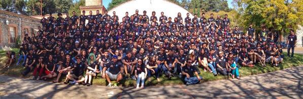 Estos somos las 250 personas que formamos parte de #Atlix2014 http://t.co/0TwADpUYYd