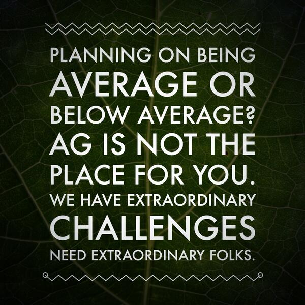 Decided to do a visual of a favorite thought from #2014YFR lunch #bringtheenergy #agchat http://t.co/n5Xco9Qa7m