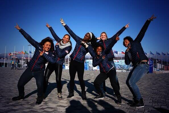 .@usainbolt we did the bolt in #sochi as a symbol of pure domination #USAwomensbobsled howd we do? @USOlympic @USBSF http://t.co/86L24FuN7E
