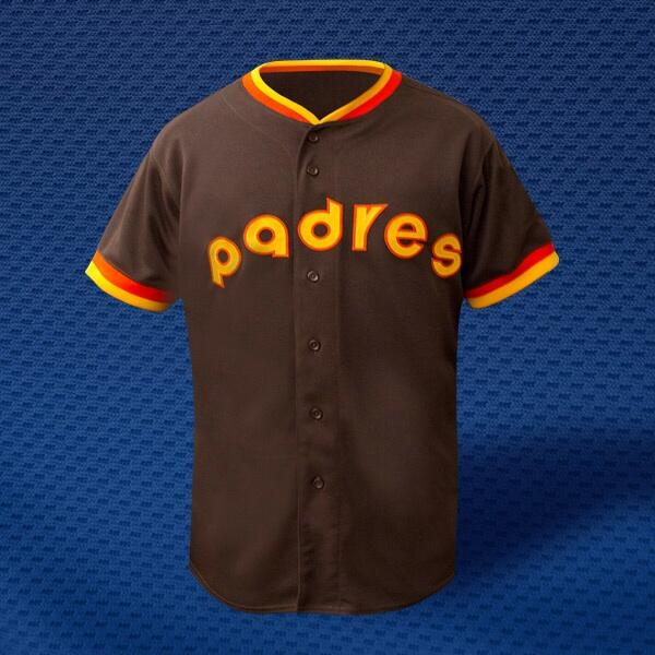 Clearly the best promo is this: Saturday May 24th vs Cubs #bringbackthebrown #padrespromos #cubbusters http://t.co/2O1WtW5Td0