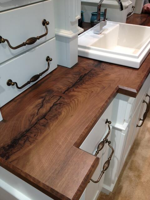 Black Walnut Timber 180fx® making a beautiful appearance at @fabuwood #KBIS2014 booth! http://t.co/3o3QcMIexi http://t.co/iJ34tuKuWl