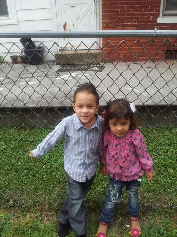 Here are the children involved in the Amber Alert out of Lancaster City. http://t.co/fMhxQBAPUf