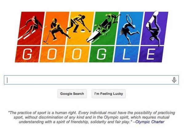 Loving Google and their stance for equality today: http://t.co/jcb2rarhNt http://t.co/tV5ieQsaAl