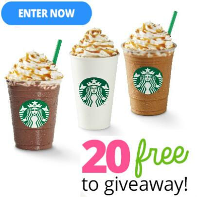 It's #FreebieFriday + we have 20 FREE #Starbucks up for grabs! #ReTweet if you'd love to win! http://t.co/7tuE1TuJmv http://t.co/W0FYQNWNe5