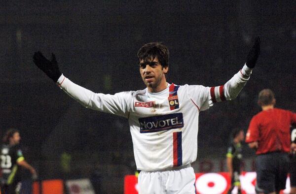 free kick specialist juninho pernambucano was ol s all time leading