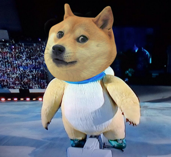 @JonathanHaynes you are correct, the official mascot of the Sochi Olympics is doge. http://t.co/9LheWamg3A