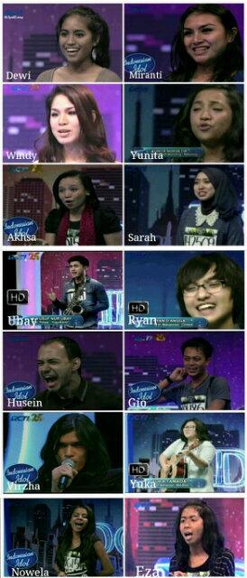 15 Besar Indonesian Idol 2014 (Minus Pic ajeng) @IndonesianIdol #IndonesianIdol2014 @yusuf_ubay http://t.co/pSS04PV9ua