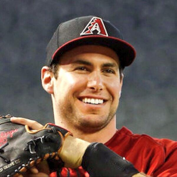 A face a whole nation can love! #PaulGoldschmidt #FaceofMLB http://t.co/BuMW2oNUke