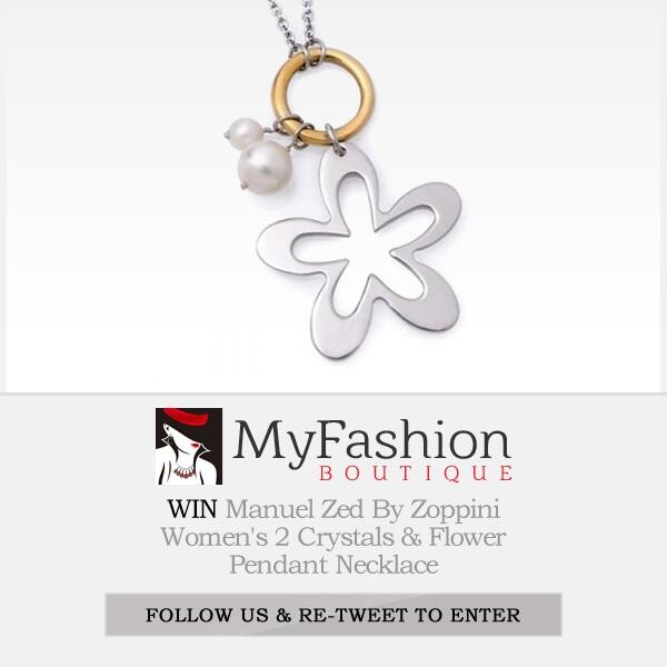 #Win a Crystals & Flower #Necklace #MyFashionBoutique #RT & #FOLLOW #COMPETITION #GIVEAWAY http://t.co/dNlFwk9gMb http://t.co/6HFnpmGSzt