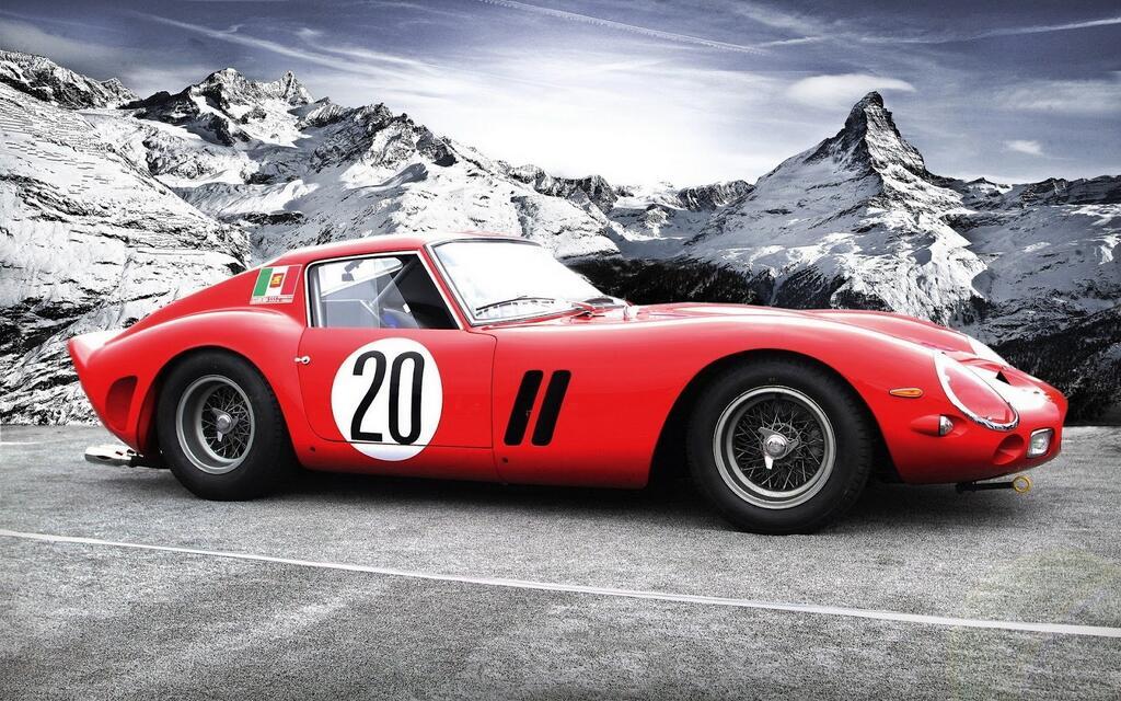 #FerrariFriday a classic Ferrari 250 GTO http://t.co/6UtAkbYNjg