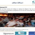 POR FIN VIERNES! #AfterOffice con @GuayaquilVision VEN con tus PANAS y recorre #GUAYAQUIL con Música y una #CERVEZA http://t.co/Pb3m9bkPS3