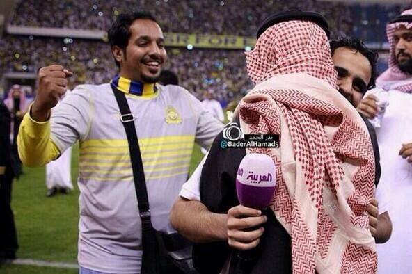 تركي الناصر السديري (@turkinsudairi): شلة المشجعين الحصريين في قناة العربية تُفقد برامجها الرياضية