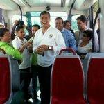 #TranvíaDeLosBarrios: Socialización en El Otorongo (2013) Una grata visita del Presidente @MashiRafael #TranvíaYa https://t.co/4A2w1f5j5z