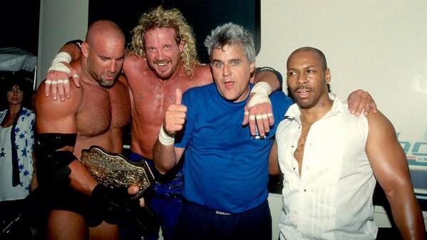 Memories of WCW !!! We had a blast. http://t.co/86CFyFHYi2