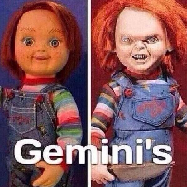 "Lmao so freaking funny, but only if you piss a Gemini off!.lol  #GeminisWeAre http://t.co/KkXwjjpKwy"""