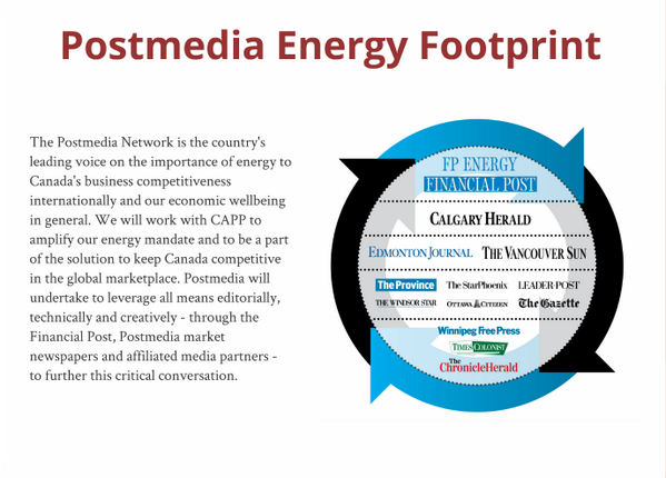 What PostMedia offers to do with all their newspapers for #BigOil #1 of 2 #cdnpoli #bcpoli #vanpoli #topoli http://t.co/Lu8RSFRp6o